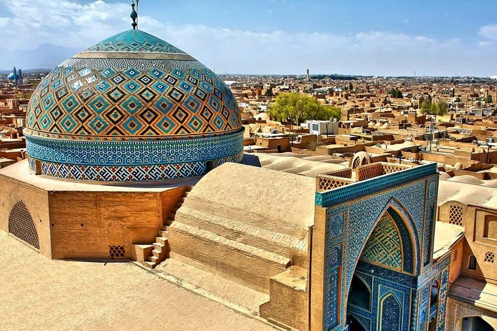 Mardin - Diyarbakır Çıkışlı İRAN Turu